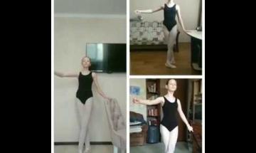 3 класс Классический танец