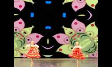 Отчётный концерт Детской хореографической школы города Ставрополя
